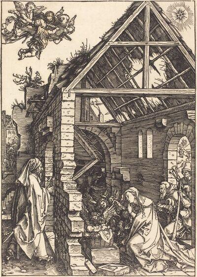 Albrecht Dürer, 'The Nativity', ca. 1502/1504