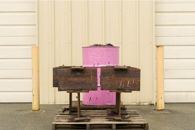 Stuart McCall, 'Industrial Landscapes: Pink Barrel', 2008