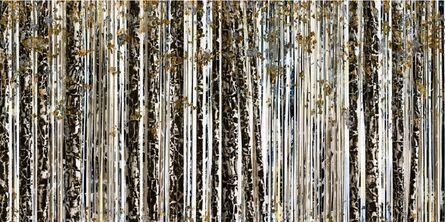 Anastasia Kimmett, 'Pines with Slate and Leaf', 2016