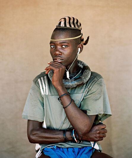 Kyle Weeks, 'Nduombe NdjunDjia, 18', 2012-2014
