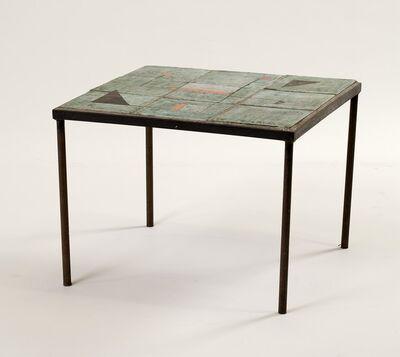Les Deux Potiers, 'Side Table', ca. 1960