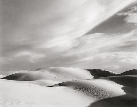 Edward Weston, 'Dunes, Oceano', 1936-Printed by Brett Weston c. 1952