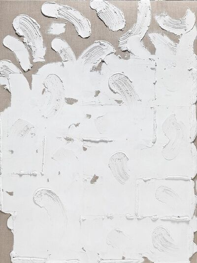 Maria Chang, 'In Between- Spring Series (White Gray)', 2020