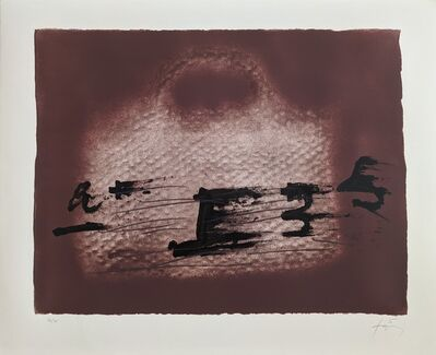 Antoni Tàpies, 'Paniers', 1980
