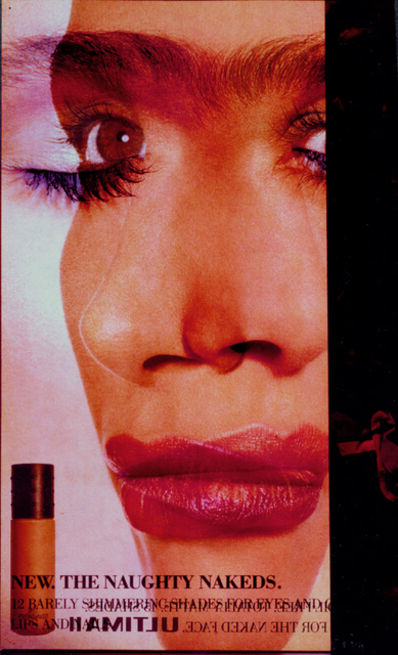 Robert Heinecken, 'PP The Naughty Nakeds', 1984