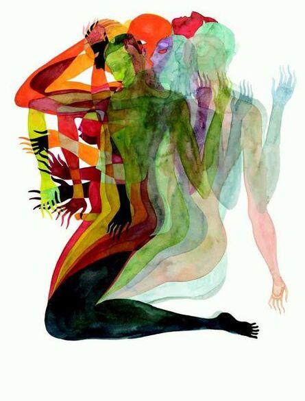 Balint Zsako, 'Blood Orange', 2016