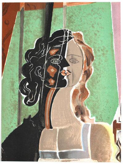 Georges Braque, 'Figure', 1939