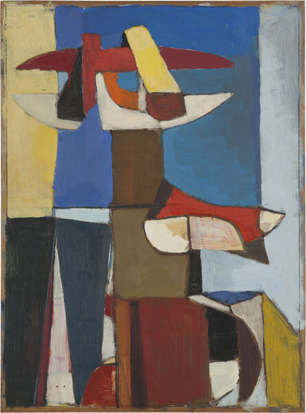 Richard Diebenkorn, 'Untitled', 1946