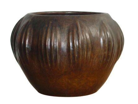 Jean Dunand, 'Brass Vase', ca. 1913