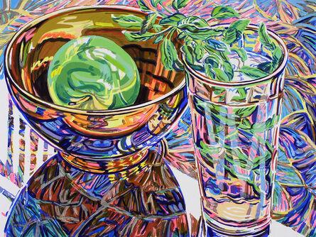 Janet Fish, 'Butterfly Wings', 1991