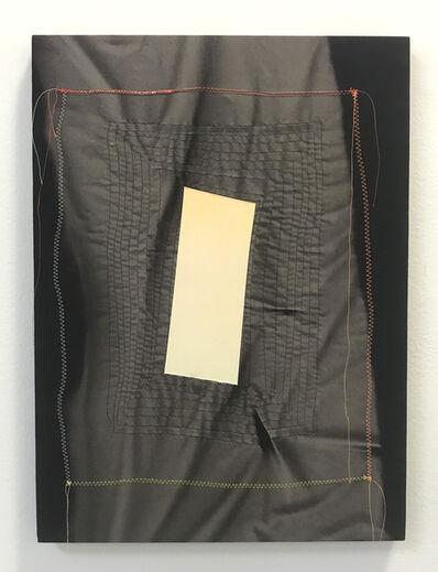 Chris Duncan, 'Ghost Pattern (White on Black) ', 2019