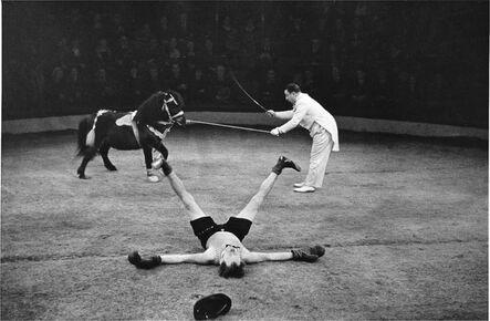 David Seymour, 'Circus Medrano, Paris', 1935