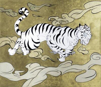 Amano Yoshitaka, 'White Tiger', 2013