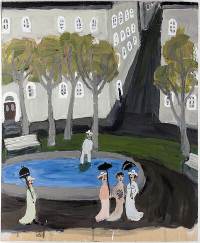 Kent Iwemyr, 'Flickorna från Karlaplan / Miss Noble and her friends', 2014