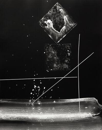 Gyorgy Kepes, 'Untitled photogram', ca. 1980