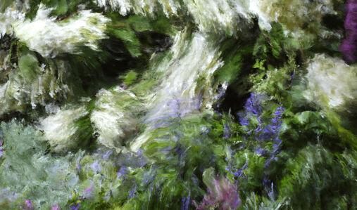 Quayola, 'Jardin #D1-2__A_14692', 2019