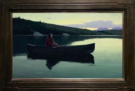 Jeremy Lipking, 'Reflections at Dawn', 2016