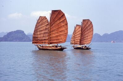 Suzanne Held, 'La baie d'Halong (Halong Bay)', 1970-1990