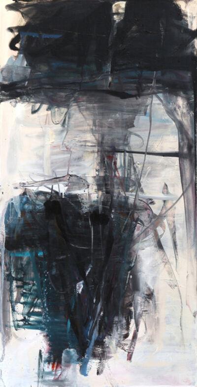 Tom Lieber, 'Blue/Black Spade', 2014
