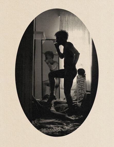 Los Picoletos, 'Habitación en cuarentena (incandescentes banderas) - Room in quarantine (incandescents flags)', 2020