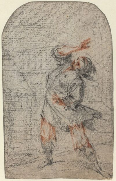 Francesco Montelatici, 'Dream of a Man Fleeing'