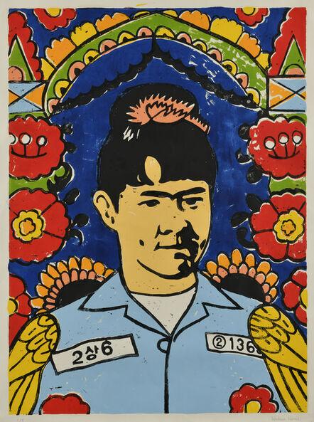Nobuaki Takekawa, 'Wise Painter Life', 2020