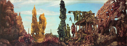 Max Ernst, 'Europe After the Rain', 1940-1942