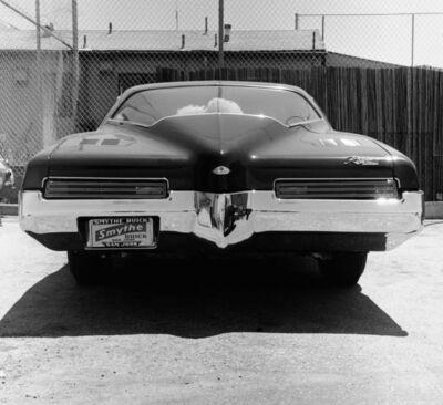 Don Eddy, 'Untitled (car 18)', 1970