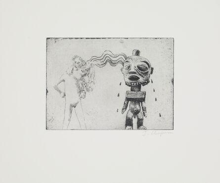 Jake & Dinos Chapman, 'Human Rainbow: From the Blackened Beyond', 2012