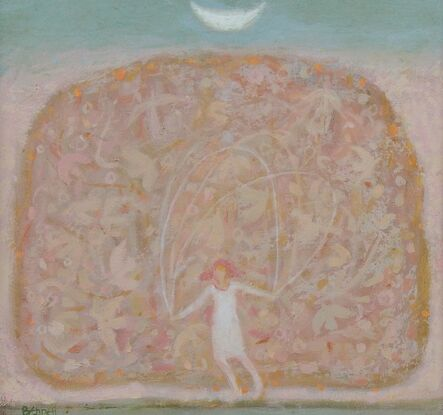 Michael Bennett (1934-2016), 'Bird-tree no. 1, skipping', ca. 2010