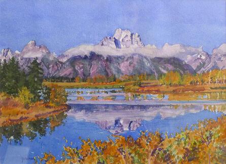 Sheila Gardner, 'Mt. Moran I', 1999