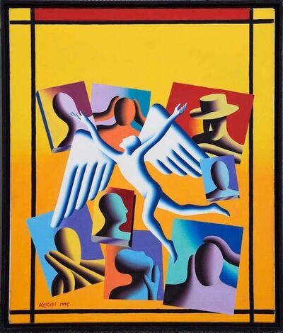 Mark Kostabi, 'leaming Annex', 1995