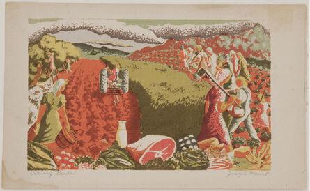 Joseph J. Meert, 'Victory Garden', ca. 1940