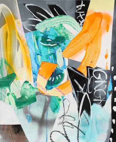 Fiona Ackerman, 'Composition No 10', 2015