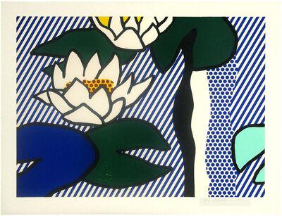 Roy Lichtenstein, 'Les Nymphéas', 1994
