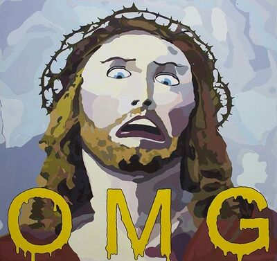 Ernest Concepcion, 'OMG Christ'