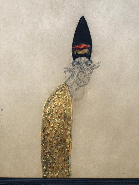 Sabhan Adam, 'Golden prince', 2012