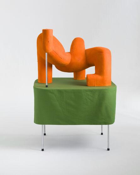 Anton Cotteleer, 'My orange decoration', 2020