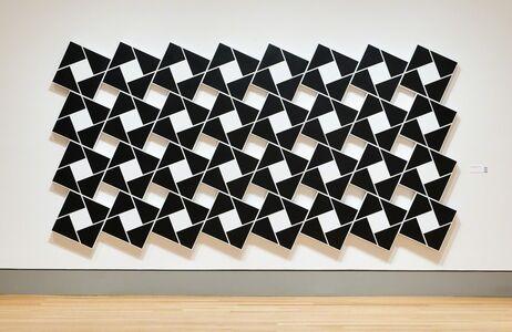 Steven Naifeh, 'Ajlun I: Black Pearl and White', 2002