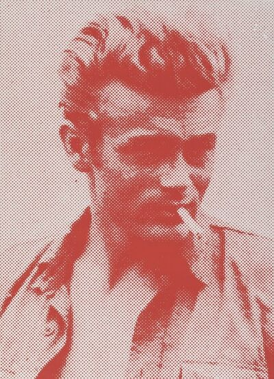 Russell Young, 'James Dean', 2006