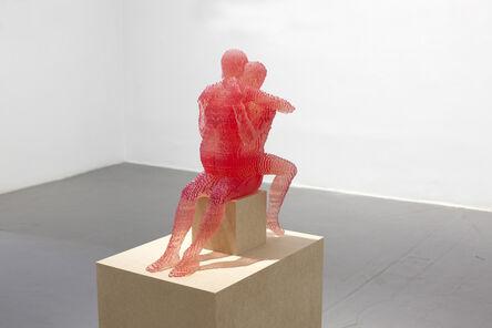 Thomas Broomé, 'low_res_love', 2015