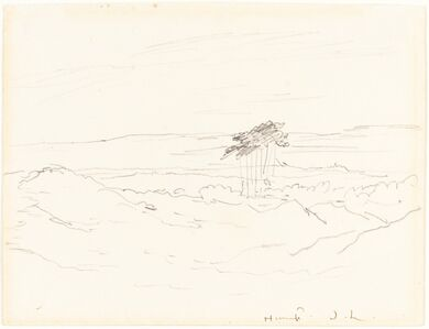 John Linnell, 'Hampstead Heath'