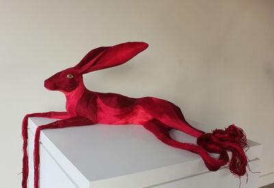 Lindsay Pichaske, 'The Hare', 2014
