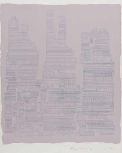 Eduardo Paolozzi, 'Central Park West', 1972