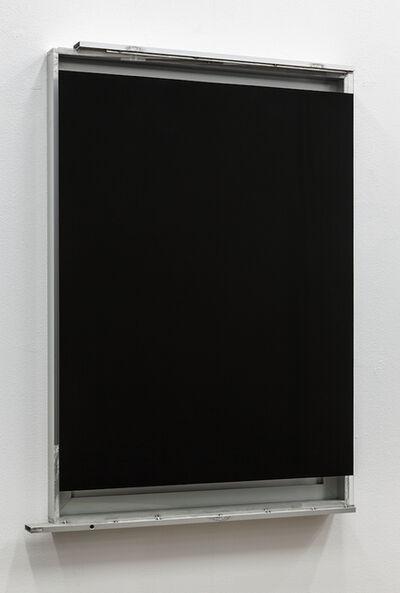 Cabrita, 'Black Glass Window #1', 2014