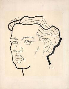 Mario Carreño, 'Portrait of Guillen', 1942