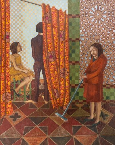 Kate Montgomery, 'Artist's House II', 2017