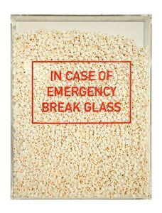 RISK, 'In Case of Emergency Break Glass', 2017