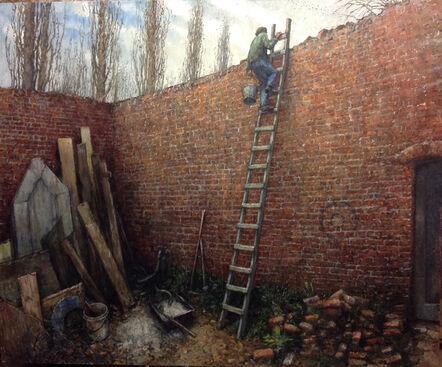 Chester Arnold, 'Jacob's Ladder', 2015