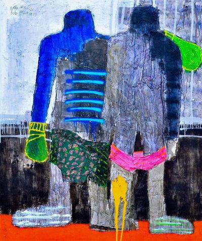 Bob-nosa, 'Man-Woman', 2019